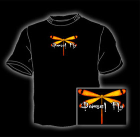 Damsel Fly T-Shirt